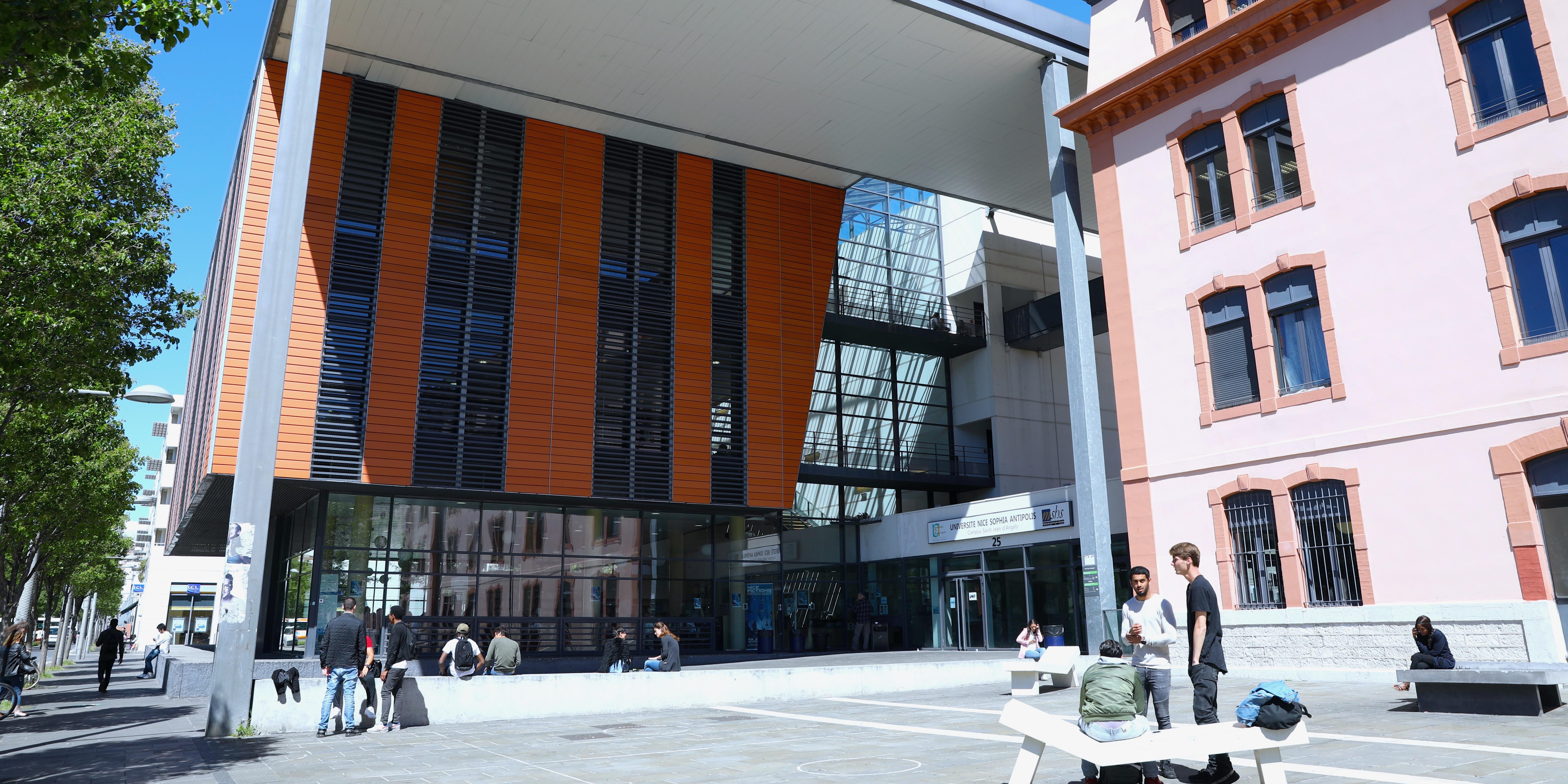 Maison études doctorales