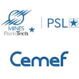Logo CEMEF MINES ParisTech