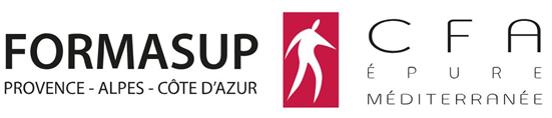 Logo Formasup CFA Epure Méditerranée