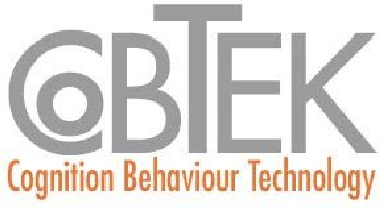 Logo Cognition Behaviour Technology (CoBTeK)