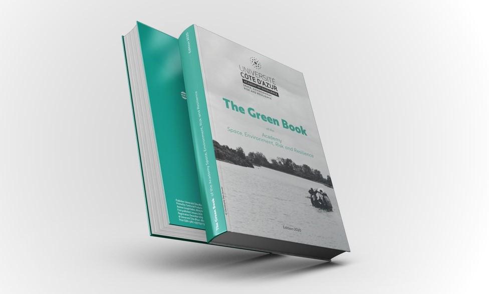 Couverture du Green Book de l'Académie 3