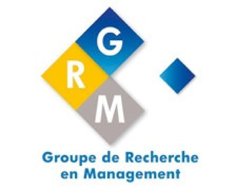 Logo Groupe de Recherche en Management (GRM)
