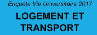 Logement transport 2017