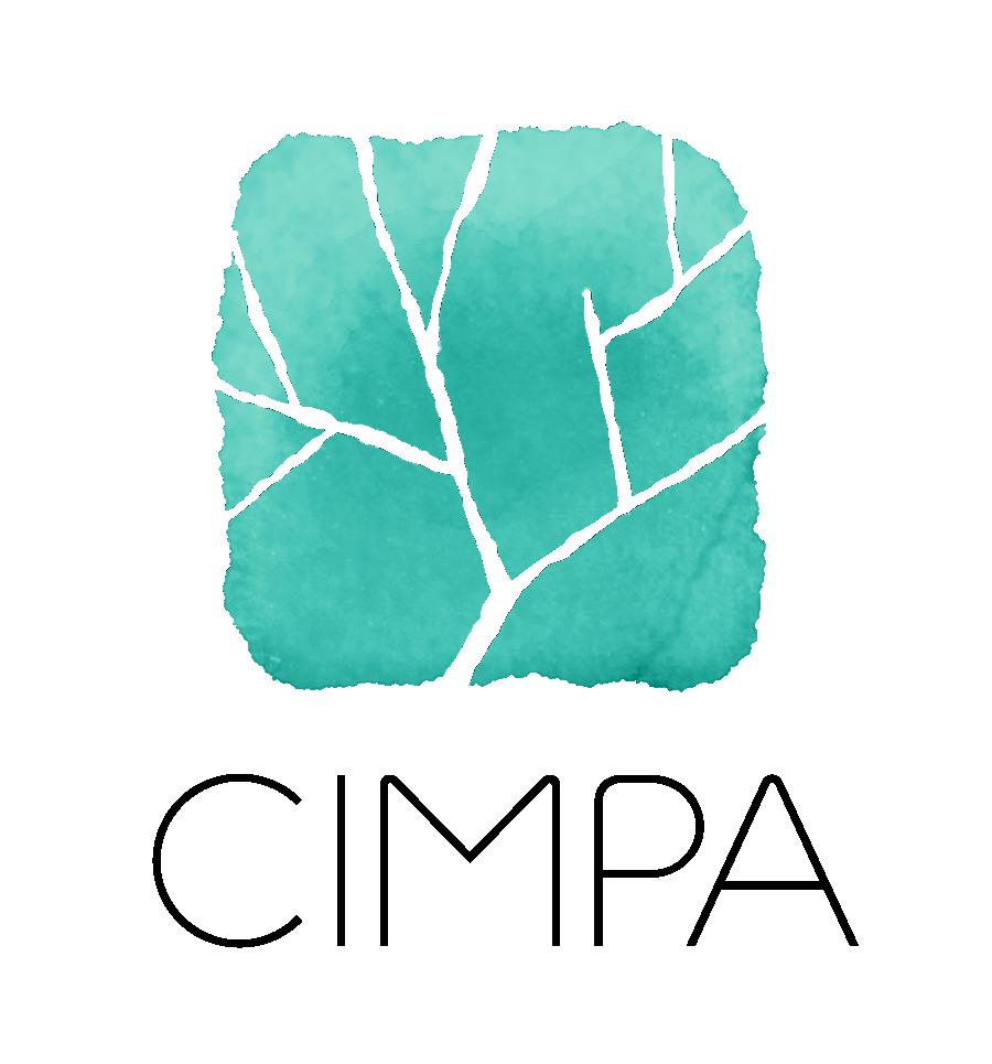 Logo CIMPA feuille verte