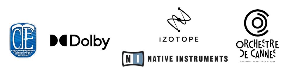 Partenaires Sound Design Logo
