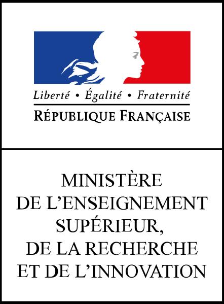 Logo du MESRI
