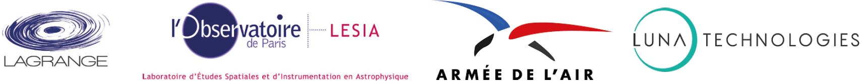 logos partenaires METEOSPACE