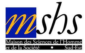 Logo de la La Maison des Sciences de l'Homme et de la Société Sud-Est (MSHS Sud-Est)