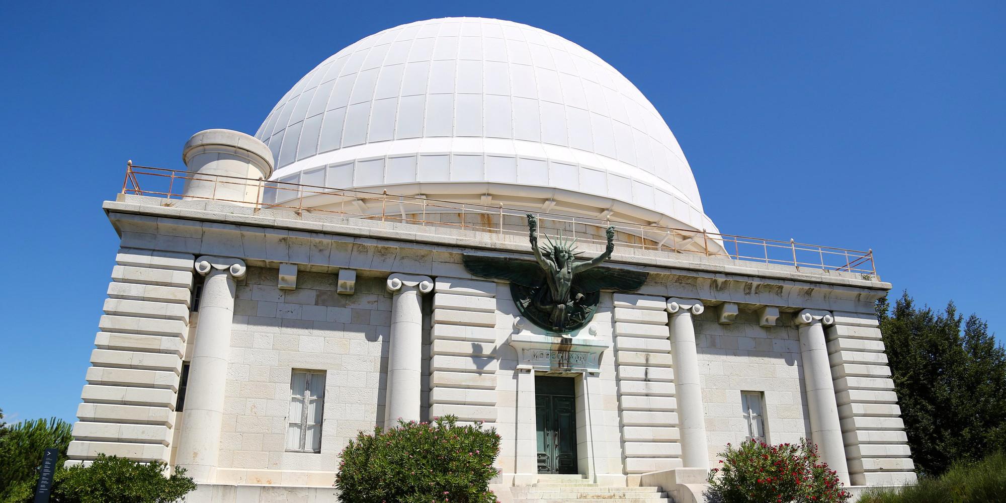 Observatoire de la Côte d'Azur : Grande Coupole