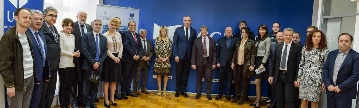 Partenariat Montenegro