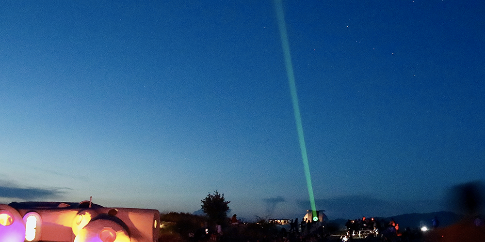 Geoazur (Calerne Laser)