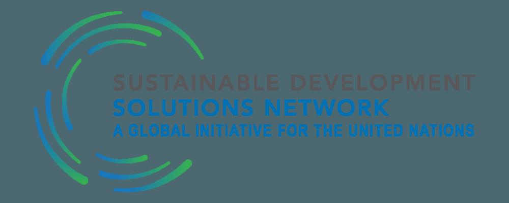 logo réseau SDSN (substainable dvp solution network)