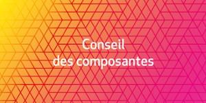 Conseil des Composantes