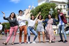 Etudiants UCA