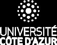Logo UCA Version haut blanc